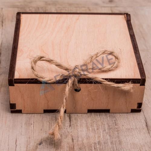 Коробочка деревянная большая