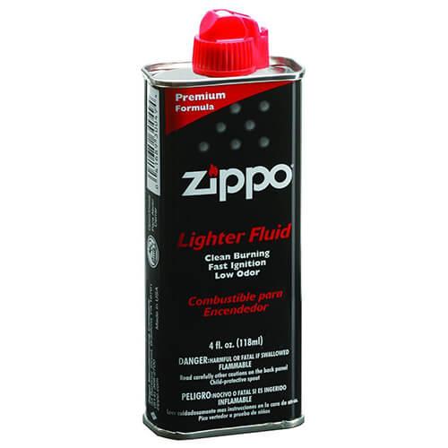 Бензин для зажигалок Zippo 125 мл